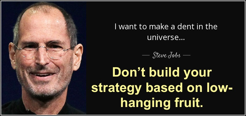 dent-in-universe-steve-jobs-strategy
